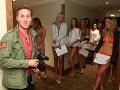 Matej Sajfa Cifra moderuje jubilejný ročník Miss Universe SR.