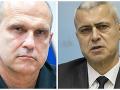 PRÁVE TERAZ Vojna policajtov: Lučanský začal disciplinárku voči šéfovi NAKA Hraškovi