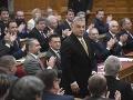 Maďarský parlament nesúhlasí: Schválil odmietnutie kritickej správy EÚ