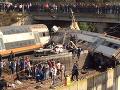 Vlakové nešťastie v Maroku: Nehoda si vyžiadala najmenej päť mŕtvych, desiatky zranených