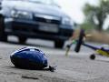 Ďalší mŕtvy cyklista na slovenských cestách: Auto mu vrazilo do chrbta, na mieste bol mŕtvy