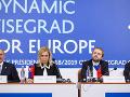 Rokovanie V4 dopadlo dobre: Ministri sa a dohodli na užšej spolupráci, tvrdí Saková