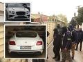 Domové prehliadky u Kočnera: FOTO Zaistili jeho luxusné vozidlo, prehľadali aj Donovaly