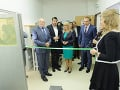 Otvorenie spoločného výskumného laboratória PET v Špačinciach