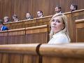 Výber policajného prezidenta bude dosť stransparentnený, tvrdí Saková