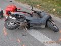Tragické ráno pri Trnave: FOTO Štefanovi (†55) sa stal osudným pád z motorky