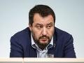 Salvini začína napĺňať plán o ovládnutí Európy: Zvažuje kandidatúru na post šéfa Európskej komisie