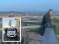 Dráma v Púchove: FOTO Opitý samovrah zostal visieť na moste po tom, čo si to rozmyslel
