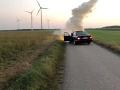 Vážna autonehoda Mika Hladkého