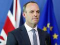 Pri dohodách nebudeme akceptovať pravidlá Európskej únie, tvrdí Raab