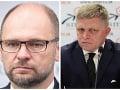 Sulík povedal Ficovi, že patrí do basy: Predseda Smeru to označil za nehoráznosť