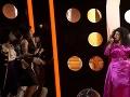 Eva Evelyn Kramerová ako Diana Ross roztancovala súťažiacich aj porotu.
