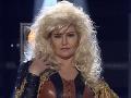 Zuzana Haasová ako Dolly Parton
