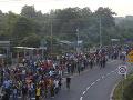 Mexiko očakáva viac ako tisíc ľudí: Hromadné deportácie z USA vypuknú čoskoro