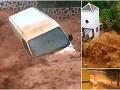 Katastrofa v Španielsku: VIDEO Masívne záplavy zabíjajú, mestá sú odrezané od sveta!
