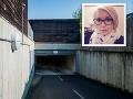 Strašidelná smrť mamičky (†40): FOTO Chcela zavrieť garážové dvere, mechanizmus ju rozdrvil