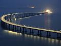 Čínsky prezident otvoril rekordne dlhý most.