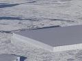 NASA objavila mysteriózny ľadovec: FOTO geometrickej dokonalosti, odborníci varujú