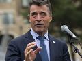 Ukrajina sa rýchlo blíži k členstvu v NATO, tvrdí bývalý generálny tajomník