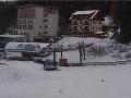 FOTO Slovensko už na horách stihol zasypať prvý sneh, treba zvýšiť opatrnosť