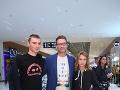 Andy Kraus má z manželstva s Danielou dve deti - Borisa a Zoju.
