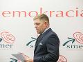 Fico má o kandidátovi jasno: Nemá význam, aby v Bratislave došlo k prepriahaniu koní
