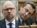 Liberáli chcú odvolať Danka, dali mu ultimátum: Líder SNS nebude Sulíkovu posadnutosť komentovať