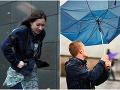 Slovensko bičuje dážď, najhoršie ešte len príde: Výstraha meteorológov, hrozia povodne