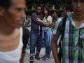 Neuveriteľné hádky v podaní migrantov smerujúcich do USA: Z ich škriepok pôjdete do kolien