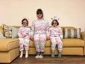 Kristína Tormová neváha a so svojimi deťmi sa vie dokonale zladiť.
