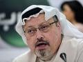 Zavraždený saudskoarabský novinár Džamál