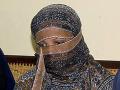 Pakistanská kresťanka je údajne na slobode: Prepustili ju a odviezli na neznáme miesto