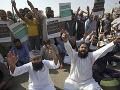 Na slobodu tak skoro nepôjde: Kresťanku v Pakistane stále držia kvôli protestom