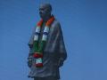 V Indii postavili najvyššiu sochu na svete: Symbolizovať má nezávislosť krajiny