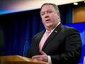 Mike Pompeo vyzýva na mier: V Jemene sa konflikt ukončí, rokovania už v novembri