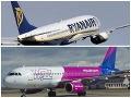 POZOR, aerolinky Ryanair a Wizz Air zaviedli nové pravidlá: Od dnešného dňa platia tieto zmeny!