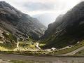 V horskom priesmyku v Alpách uviazlo 193 ľudí kvôli počasiu, úspešná evakuácia