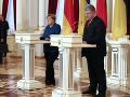 HROZBA od Angely Merkelovej: Nemecko podporí sankcie, Rusi nedodržali slovo