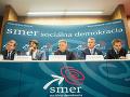 Komisia vyžrebovala poradové čísla politických strán v eurovoľbách, jednotku má Smer