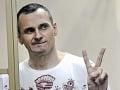 Režiséra Oleha Sencova prepustili: V ruskom väzení dochádza k mučeniu, tvrdí