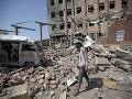 Vláda a vzbúrenci v Jemene zabraňujú humanitárnej pomoci: Hrozí obrovský hladomor, tvrdí OSN