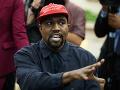 Kanye West neprestáva prekvapovať: Tvrdí, že mu Boh povedal, aby kandidoval za prezidenta