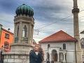 Zásnuby Jasminy a Patrika prebehli v Bosne.