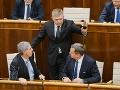 Robert Fico, Béla Bugár a Andrej Danko