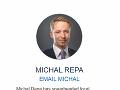Michal Repa pracuje v agentúre Shaviv.