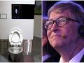 Bizár Billa Gatesa: VIDEO Revolučný záchod za 200 miliónov, pripomína mu časy, keď zakladal Microsoft