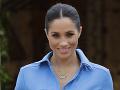Vojvodkyňa zo Sussexu preferuje menej výrazne šperky.