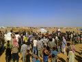 Sýrska vláda zabila migrantov po návrate domov, tvrdí libanonský minister