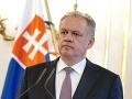 Prezident Kiska udelil milosť nevyliečiteľne chorému mužovi