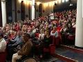 Kandidát na primátora Popradu to myslí vážne: Beljajev ukončil kampaň najväčším mítingom v meste